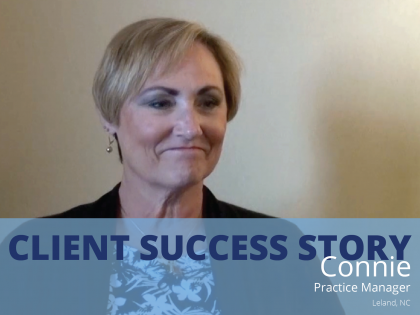 Connie's Regulatory Assistance Success Story