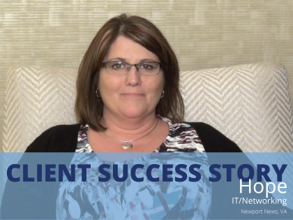 Hope's Government Regulations Success Story