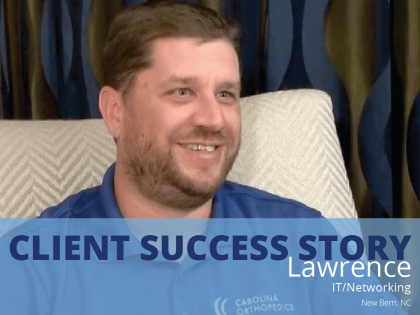 Lawrence Hawkins' Government Regulations Success Story