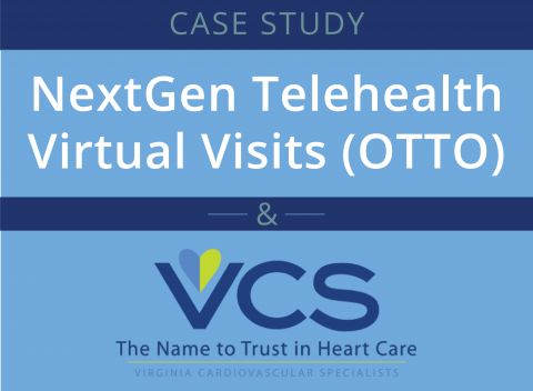 Virginia Cardiovascular Specialists Implements OTTO Telehealth Virtual Visits