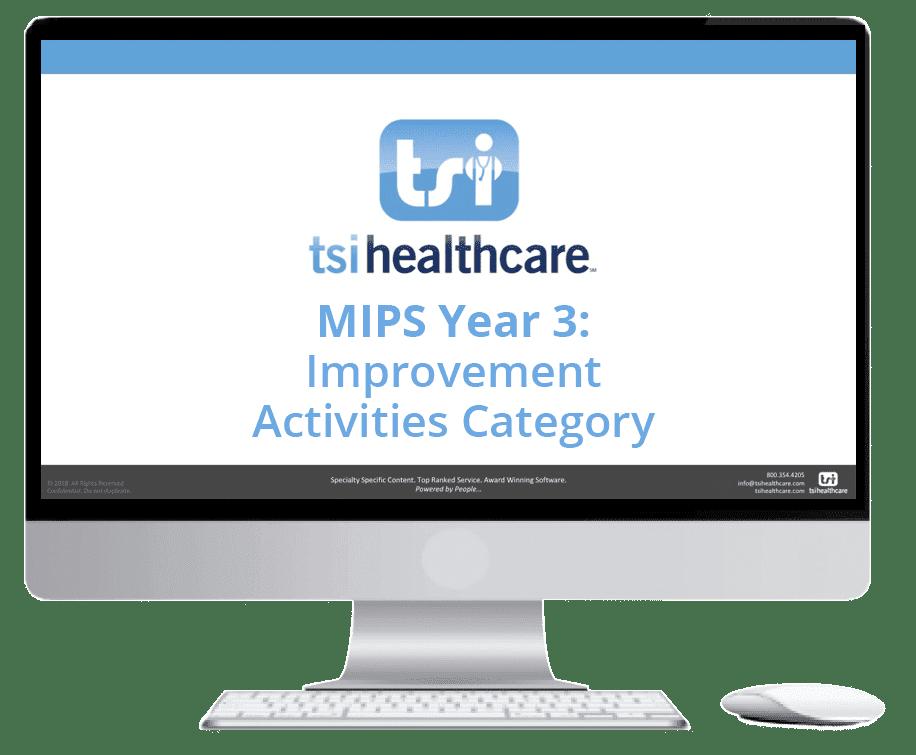 Improvement Activities